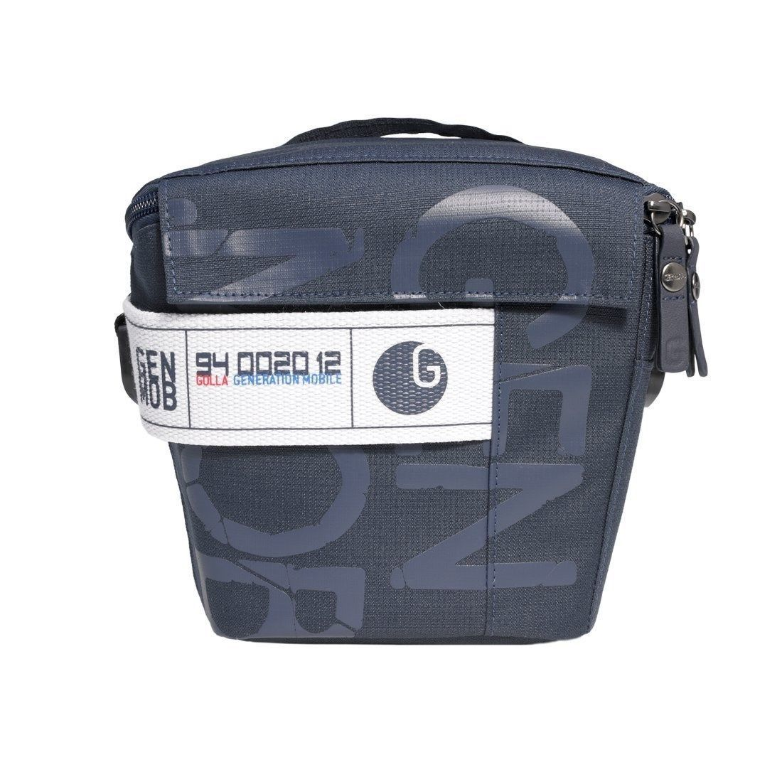 Primary image for GOLLA Camera Bag Pepper m G1271 with Shoulder Strap (Dark Blue)