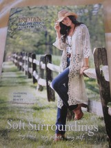 SOFT SURROUNDINGS CATALOG 2015 INDIAN SUMMER CO... - $9.99