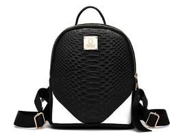 Women Leather Fashion Backpacks Students School Backpacks,Bookbags S231-1 - $37.99