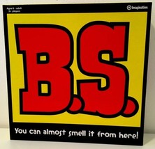B.S. Board Game by Imagination...NEW - $8.59