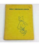 Vtg Emily Emersons Moon Jean Merrill Ronni Solbert 1960 1st Edition Hard... - $139.99