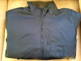 Merona Man Fleece Jacket Color Blue, Size M - $23.38