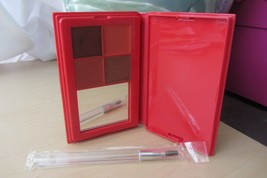 Clinique Lipstick Palette Lip Brush~Pure Posh Coral Crush Honey Nude Sas... - $10.88