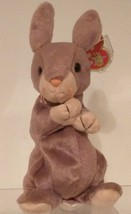 Ty B EAN Ie Babies 2000 Collectible – Springy The Rabbit - Retired - Mwmt - $8.42
