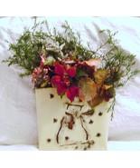 Snowman & Poinsettia Christmas  wreath Decor - €8,22 EUR