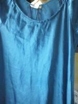 Morgan Taylor Intimates Blue Nighty - $6.80