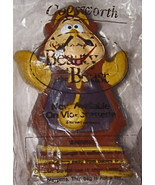 1991 Very Rare Cogsworth Hand Puppet Burger King Kids Toy Beauty and the... - $5,500.00