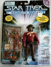 "Star Trek Sheriff Worf Holodeck Series 41/2"" #019689 - $10.99"