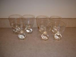 Unique Special Drinking Glasses Set of 7(milk,soda,alcohol,beer,wine,tea... - $11.74