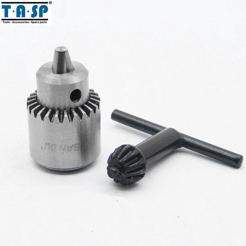 Primary image for TASP® 0.3~4mm Keyed Mini Drill Chuck JT0 Mount With Chuck Key Electric