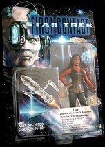 """Star Trek First Contact Lily 6"""" Action Figure 1996 Moc - $12.99"""