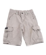 WRG Wrangler JEANS Co Khaki Boys Pocket Shorts 6 7 8 - $3.95