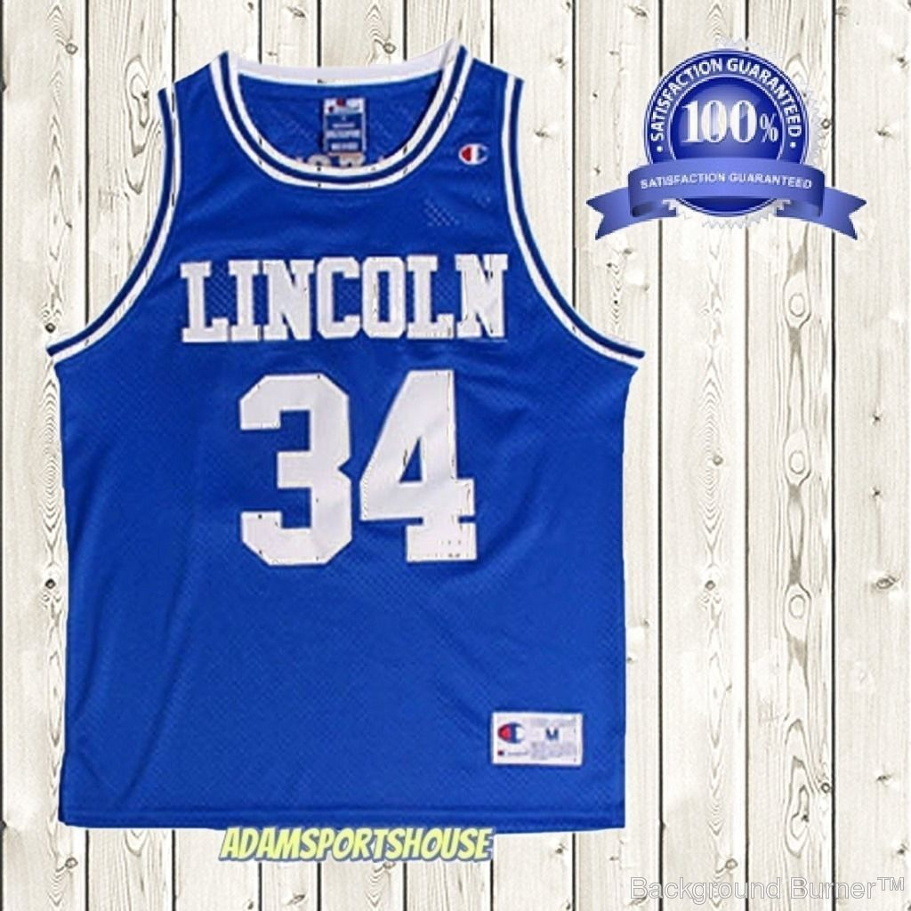 81af1572fb9 Jesus Shuttlesworth  34 Lincoln Jersey and 50 similar items. S l1600