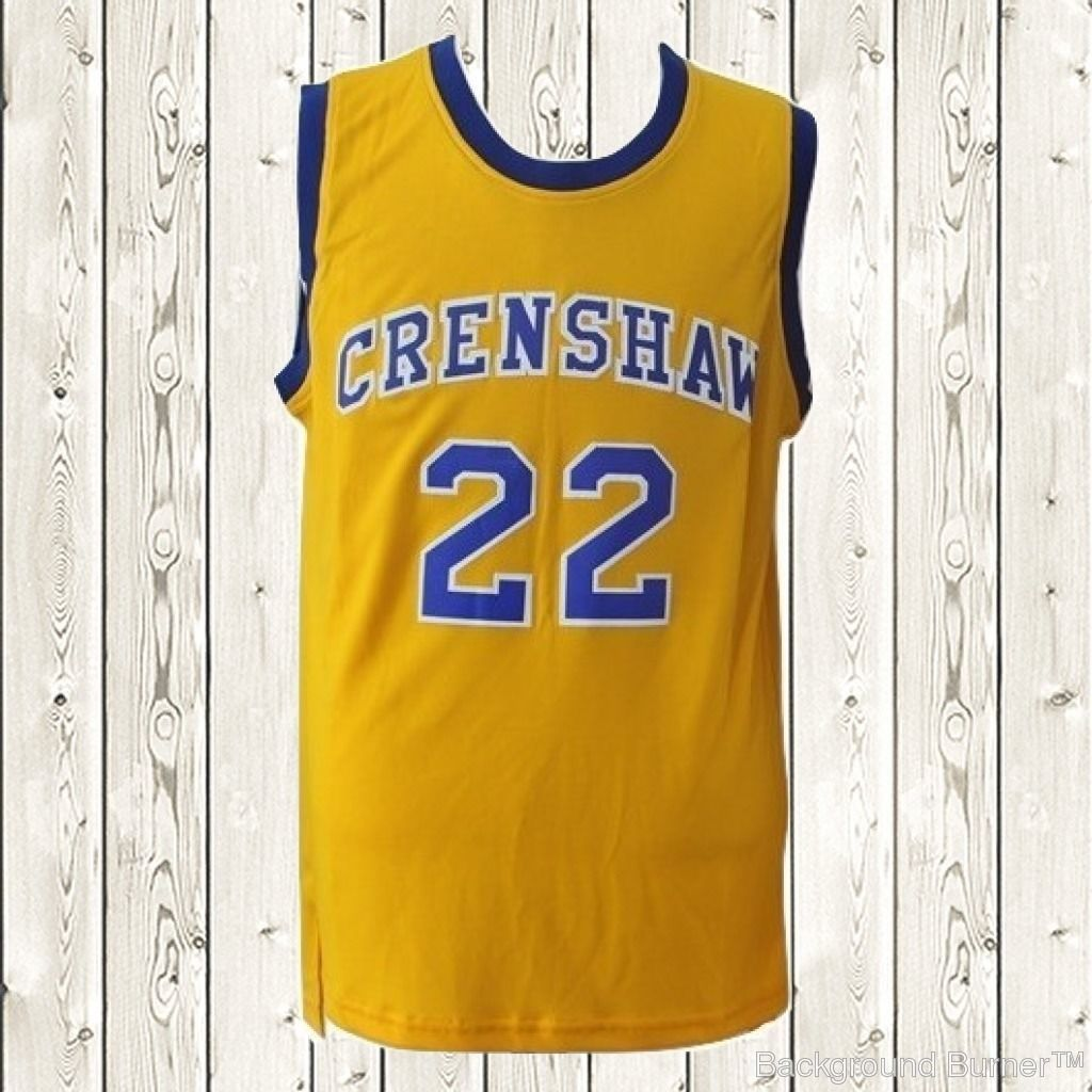 37859d907a7 Quincy McCall Jersey Crenshaw #22 Love and and 50 similar items
