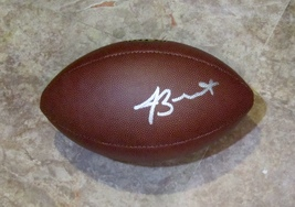 JAMEIS WINSTON SIGNED AUTOGRAPHED NFL FOOTBALL TAMPA BAY BUCCANEERS BUCS... - $169.99
