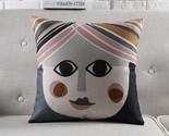 Dic abstract art cotton linen cushion cover sofa decor throw pillow car chair home thumb155 crop