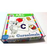 Patch Garanimals ABC Game by Patch Children Kids Preschool Education Gif... - $26.39
