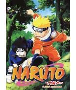 DVD NARUTO COMPLETE SEASON 1 ( EPISODE 1 - 220 ) ENGLISH VERSION & SUBTITLE - $129.99