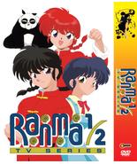 DVD ~ RANMA 1/2 TV SERIES CHAPTER 1 - 161 END ~ ENGLISH VERSION & SUBTITLE - $39.99