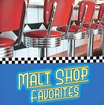 Malt Shop Favorites - 3 disc box set - by Various Artists (CD, Mar-2008) - $9.00