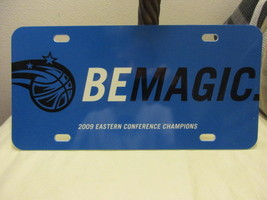 ORLANDO MAGIC LICENSE PLATE (EASTERN CONFERENCE... - $9.99