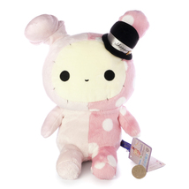 Pink San-X Sentimental Circus shappo Starlight Classic Bunny plush doll ... - $39.50