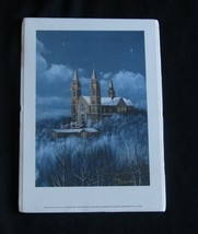 Tranquil Waters at Holy Hill George Kovach, Signed Ltd Ed - $28.00
