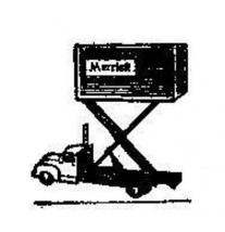 Marriott Truck ex[ando Scissor lift Rubber Stamp made in america free shipping - $13.63