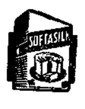 SOFT a Silk cake flour advertizing  Rubber Stamp - $13.63