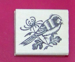 Asian Bird Rubber Stamp made in america free shipping - $13.63