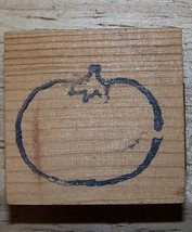 Tomatoe tomato signed By artist on handle Rubber Stamp - $13.63