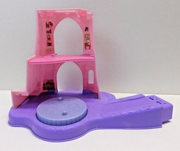 Fisher Price Little People Disney Klip Klop Castle Stable Tower Replacement - $13.99