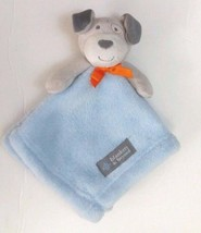 Blankets And Beyond Puppy Dog Blue Gray Securit... - $18.59
