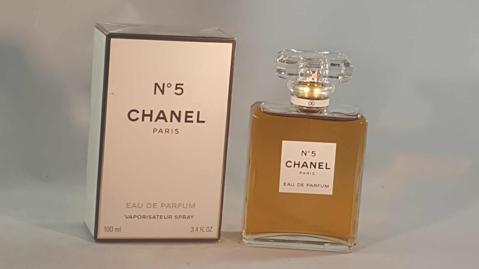chanel no 5 3 4 oz women eau de parfum spray fragrances. Black Bedroom Furniture Sets. Home Design Ideas