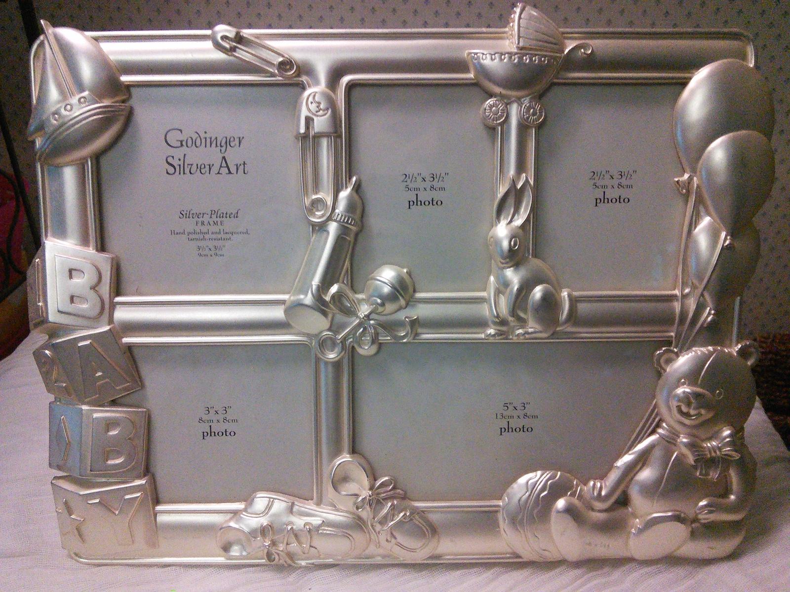 Godinger Silver Frame: 2 listings