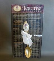 Rose Bouquet (Teatime Pleasures Ceramic Spoons) Hardcover – June, 1997 b... - $10.00