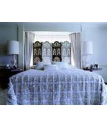 Beautiful Moroccan Wedding Blanket (Handira) Handira Blanket, Perfect fo... - $179.00+