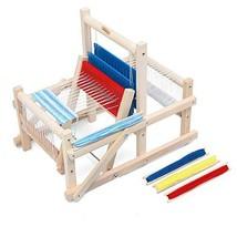 Wooden Multi-Craft Weaving Loom DIY Hand-Knitting Weaving Machine Intell... - $39.95