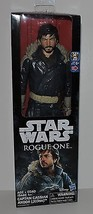 """2016 STAR WARS """"ROGUE ONE"""" CAPT CASSIAN ANDOR LIMITED EDITION 12 """" ACTIO... - $20.00"""