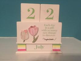 Hallmark Perpetual Calendar - $9.99