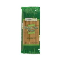 Goldbaums Pasta Brwn Rc Spghtti, 16 Oz - $30.28
