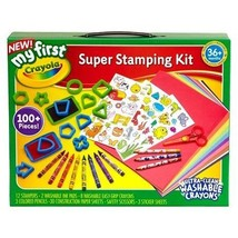 My First Crayola Stamping Set christmas gift - $29.69