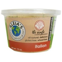 Aleia's Breadcrumb Gluten Free Italian, 13 oz - $11.36