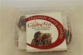 Chocolate Fancy Cookies, 6 Oz Pack [2 Pack] Gluten Free, Dairy Free, Nut Free &  - $19.77