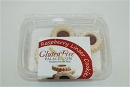 Linzer Cookies With Raspberry Jam, 2 Oz Pack [3 Pack] Gluten Free, Dairy... - $18.77