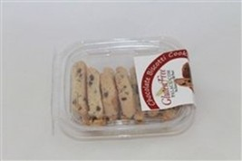 Gluten Free Chocolate Chip Biscotti, 2 Oz Pack [3 Pack] Gluten Free, Dai... - $18.77