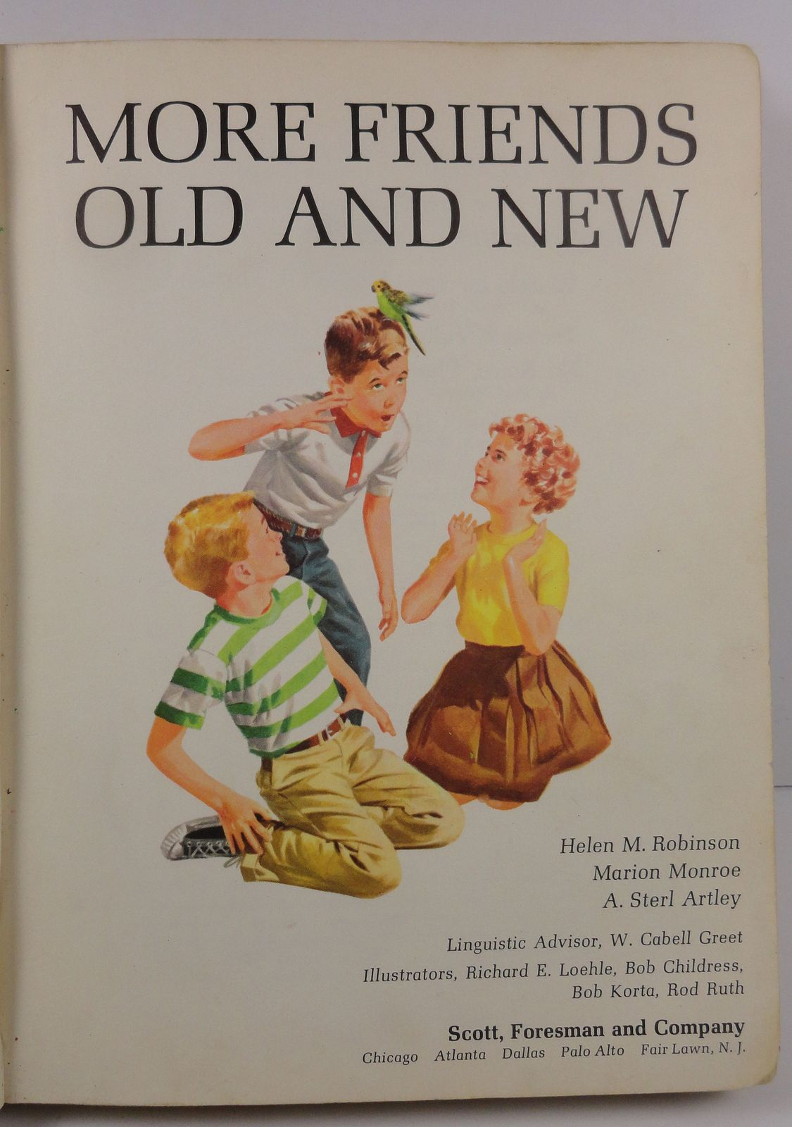 More Friends Old and New Book 2 Part 2 1963