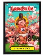 "2013 GARBAGE PAIL KIDS BRAND NEW SERIES3{BNS3} ""LOVESICK NICK""#161b BLAC... - $1.00"
