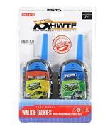 Mattel Hot Wheels Walkie Talkies with 4 interchangeable face plates NIP - $16.33