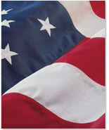American Flag Tax Return Folder - 50 Count - $52.00